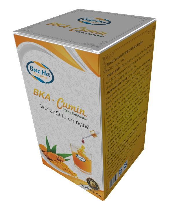 Bka-Cumin dung dịch