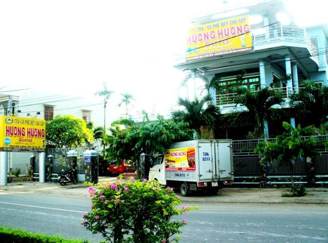 Cà phê Hương Hương - Cà Phê Đặc Sản Phú Yên