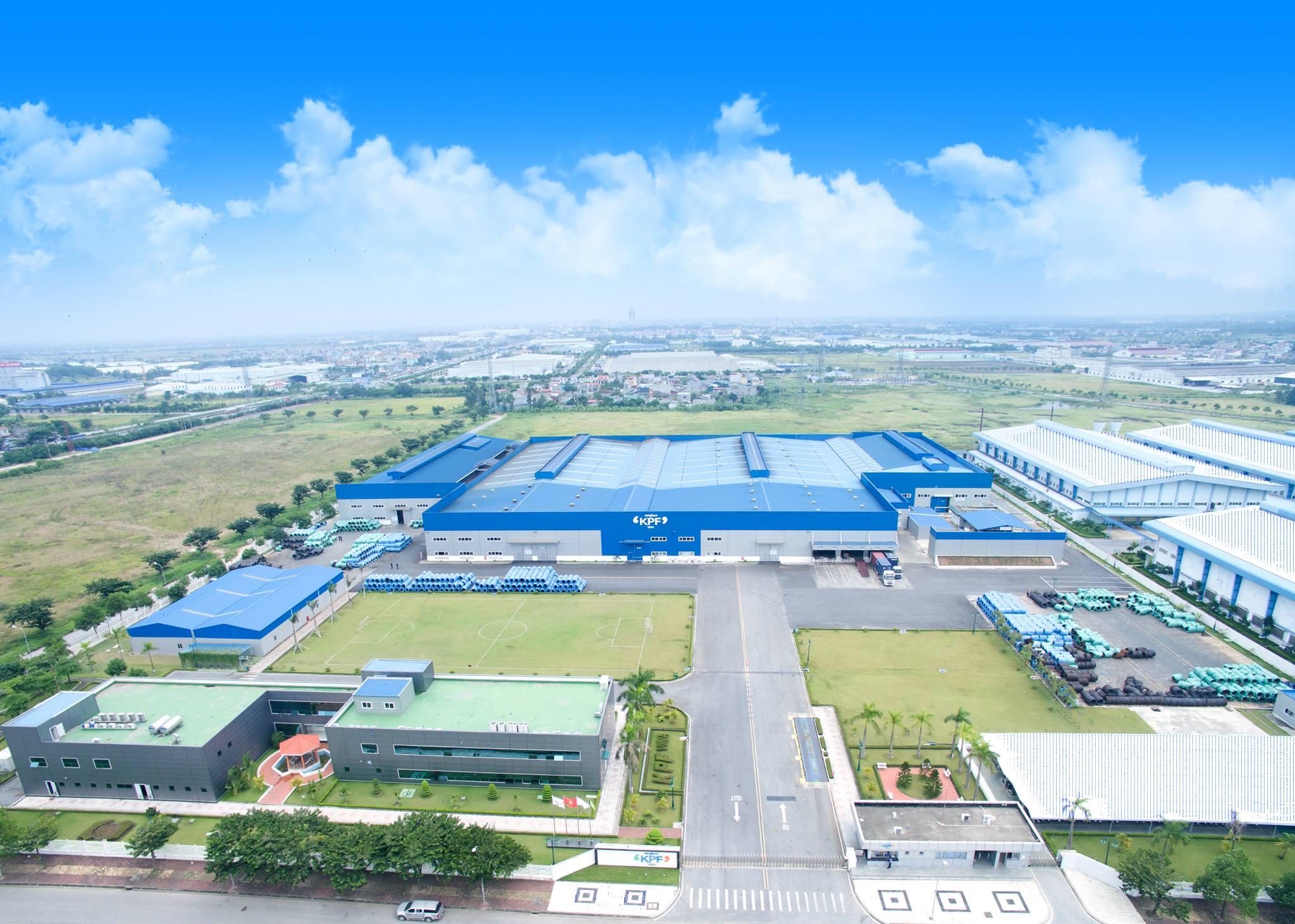 Nhà máy Songhyun KPF - Hải Dương