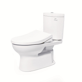 Bàn cầu hai khối TOTO Eco Washer CS325DRE4