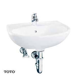 Chậu rửa treo tường TOTO LT236CR