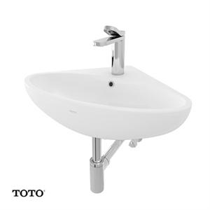 Chậu rửa treo tường TOTO LW815CJW/F