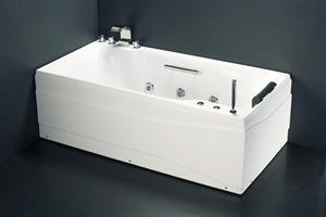 Bồn tắm Massage chân yếm CAESAR MT0870L(R)
