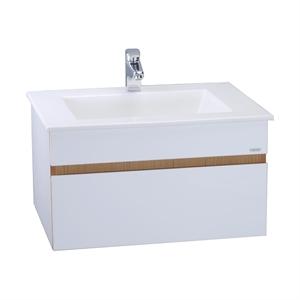 Tủ lavabo liền bàn CAESAR LF5030/EH665V