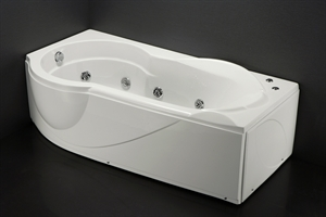 Bồn tắm Massage chân yếm CAESAR MT3180L(R)