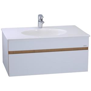 Tủ lavabo liền bàn CAESAR LF5026/EH680V