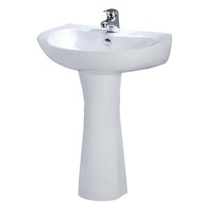 Chân dài lavabo CAESAR P2440
