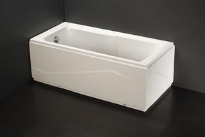 Bồn tắm chân yếm CAESAR AT0550L(R)