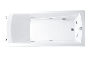 Bồn tắm massage xây CAESAR MT0650