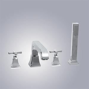Vòi sen tắm gắn bồn INAX BFV-8100B