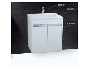 Tủ lavabo liền bàn CAESAR LF5024/EH060V