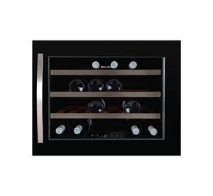 Tủ rượu âm tủ Malloca MWC-22G