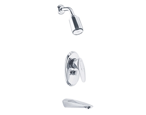Sen tắm nóng lạnh âm tường TOTO TS322A/TS602#CR