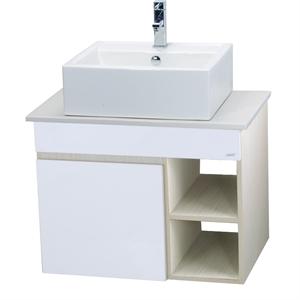 Tủ lavabo liền bàn CAESAR LF5236/FB005A/EH175LV
