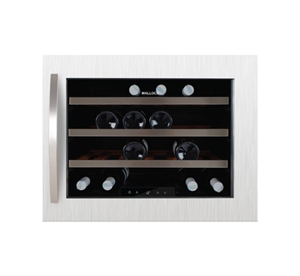 Tủ rượu âm tủ Malloca MWC-22S