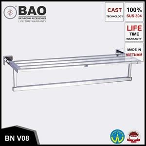 Thanh vắt khăn 2 tầng BAO BNV08