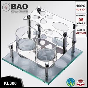 Kệ 2 ly BAO KL300