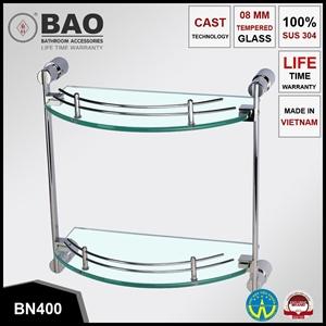 Kệ kính đôi BAO BN400