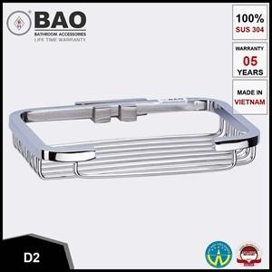 Kệ xà phòng BAO D2