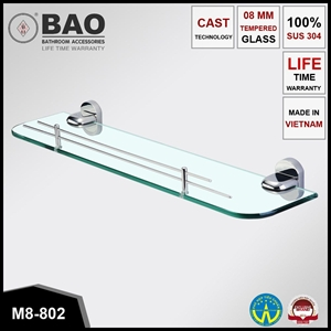 Kệ kính BAO M8-802