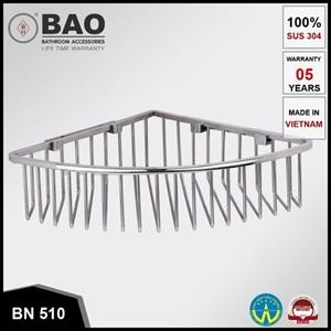 Kệ góc INOX BN510
