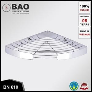 Kệ góc INOX BN610