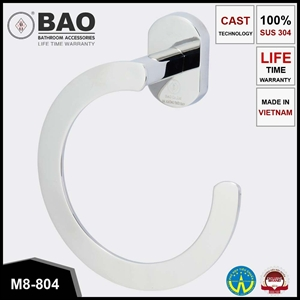 Vắt khăn vòng BAO M8-804