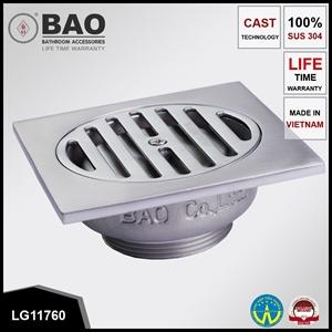 Thoát sàn INOX LG11760