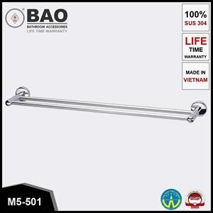 Thanh vắt khăn đôi BAO M5-501
