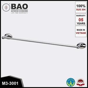 Thanh vắt khăn đơn BAO M3-3001