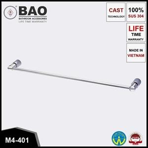 Thanh vắt khăn đơn BAO M4-401