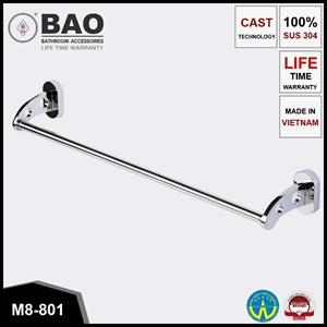 Thanh vắt khăn đơn BAO M8-801