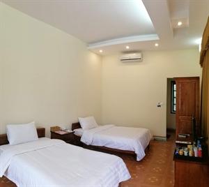 Phòng Standard 2 giường đơn (KHU PÉ LÈNG)