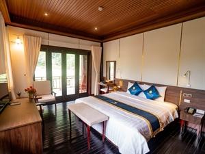 Phòng Eco-Deluxe 1 giường đôi (KHU PÉ LÈNG)