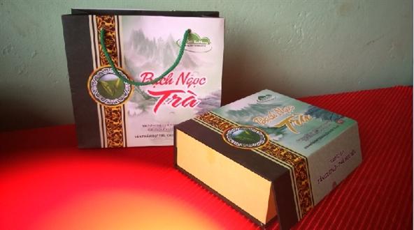 Bạch Ngọc trà