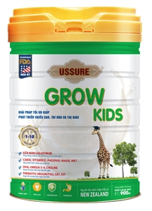 USSURE GROW KIDS