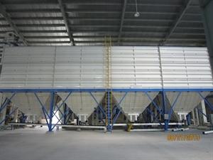 Thùng chứa lúa 500 tấn