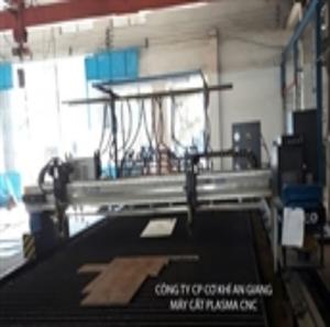 Gia công cắt, chấn các loại thép, inox bằng máy CNC theo yêu cầu khách hàng
