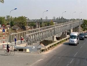 Cầu Bình Thuỷ - huyện Châu Phú - An Giang