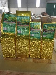 Trà xanh đặc sản Bảo Yên gói 300gr