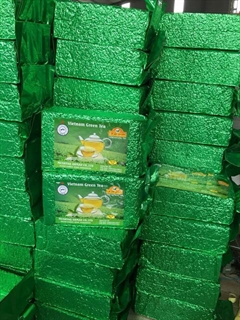 Trà xanh đặc sản Bảo Yên gói 500gr