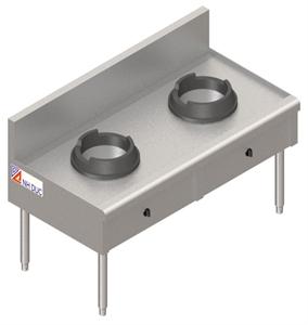 Bếp Á 2  <p>Double Gas kwallie range</p>