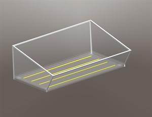 Khay bày đá Mica<p> Ice Display Trays </p>
