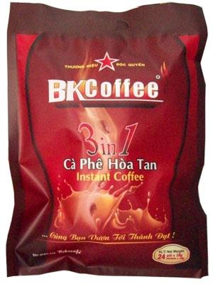 Cà phê hòa tan 3 in 1 (bịch)