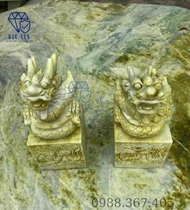 Ấn Rồng Ngọc Serpentine