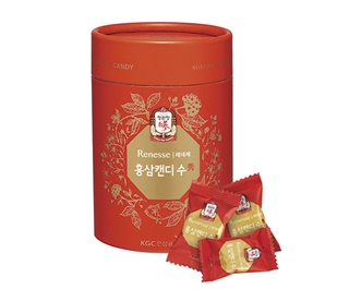 KẸO HỒNG SÂM RENESSE CANDY 120G