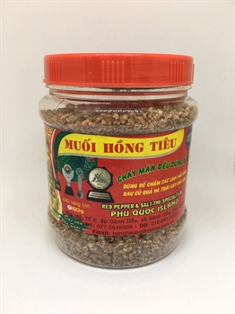 Muối Hồng Tiêu Hủ 250g