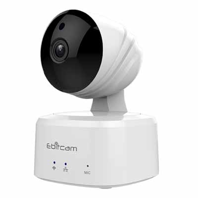 Camera WIFI IP Ebitcam E2