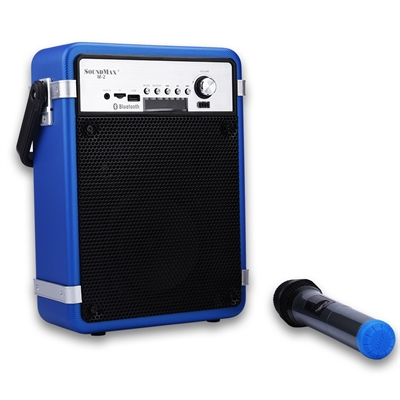 Loa SoundMax Karaoke M-2