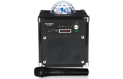 Loa SoundMax Karaoke D-1000
